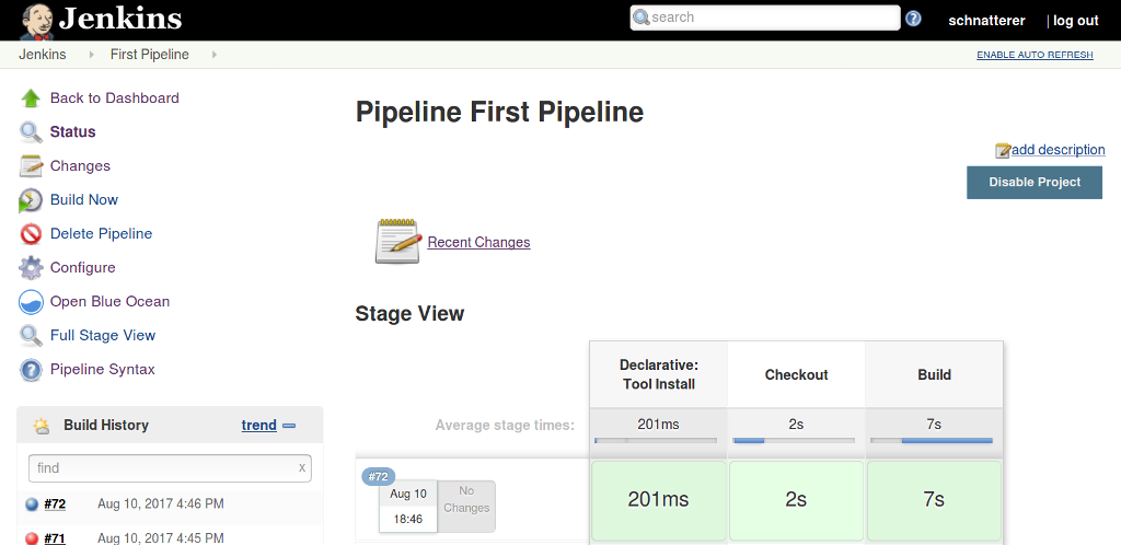 Jenkins Pipeline for CD: Tutorial & basics | Cloudogu Blog