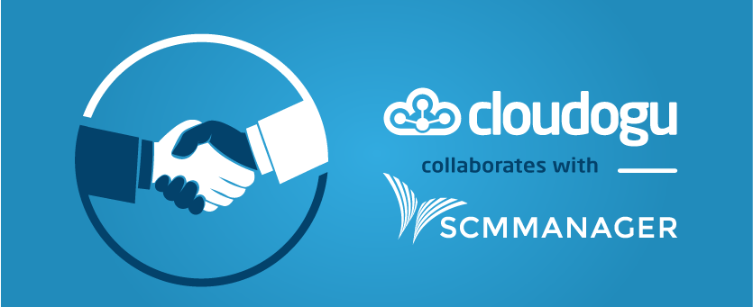 Collaboration of Cloudogu and SCM-Manager