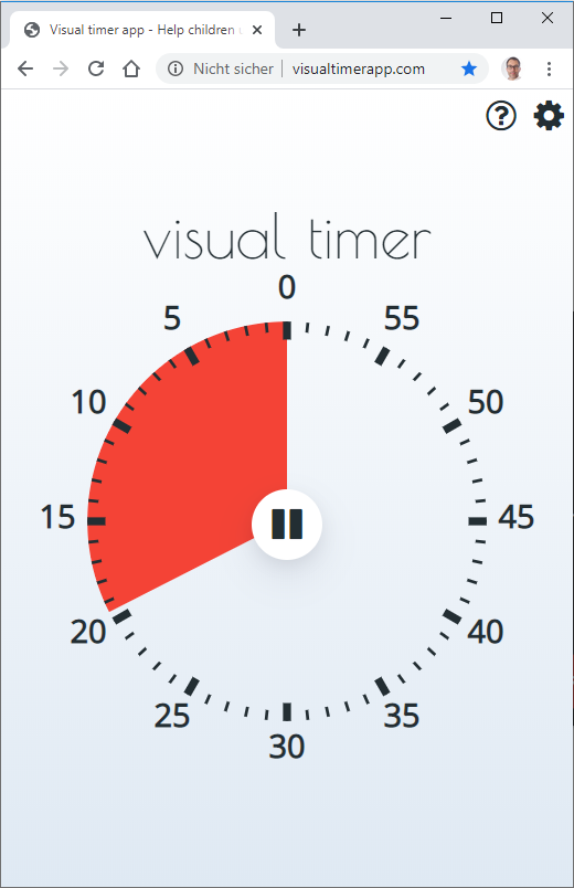 Visualtimer-App